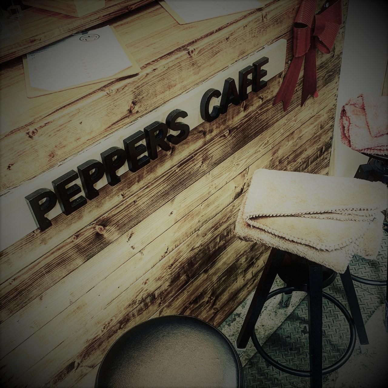 築地ペッパーズカフェ